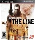 2K GAMES Sony PlayStation 3 Game SPEC OPS THE LINE